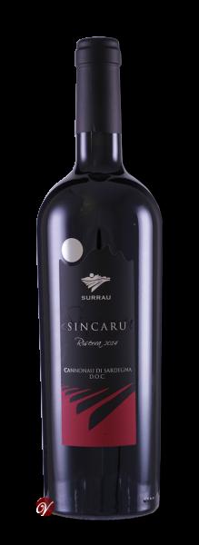 Cannonau-di-Sardegna-DOC-Sincaru-Riserva-2014-Surrau