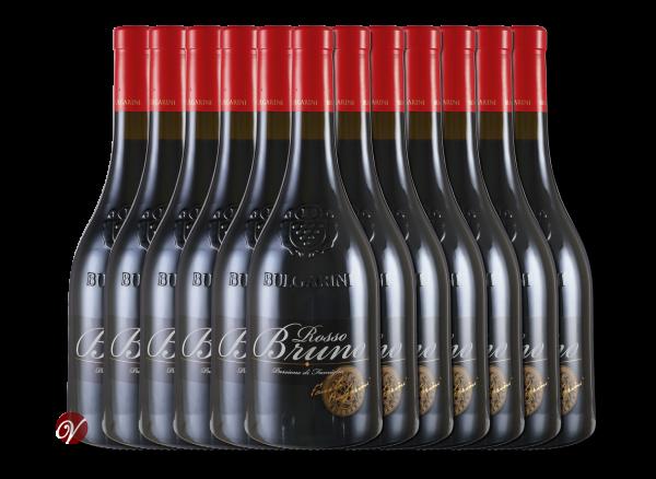Rosso Bruno 2016 (12 Fl. x 0.75l) Bulgarini
