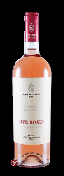 Rosato-Five-Roses-Salento-IGT-2018-Castris-Leone-de-Castris-