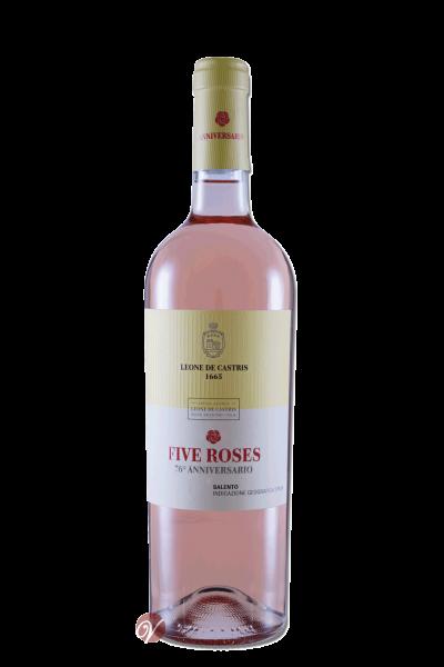 Rosato-Five-Roses-Anniversario-Salento-IGT-2019-Castris