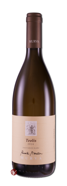 Sauvignon Blanc Teolis DOC Friuli Isonzo 2016