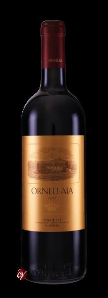 Bolgheri-Rosso-Superiore-DOC-2011-goldenes-Etikett-Ornellaia