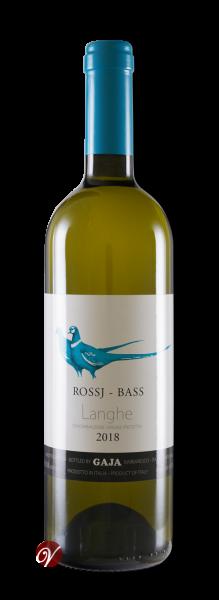 Rossj-Bass Chardonnay Langhe DOC 2018 A.Gaja