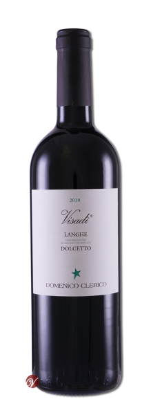 Dolcetto-Visadi-Langhe-DOC-2010-Clerico