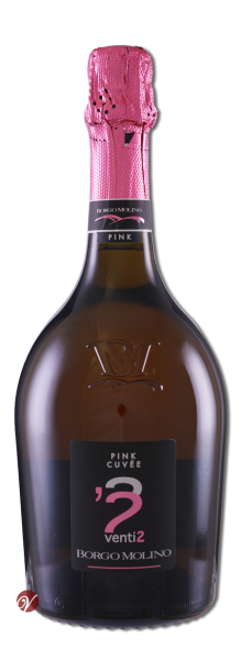 Pink-Cuvee-venti-2-Vino-Spumante-Extra-Dry-Borgo-Molino