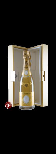 Champagne Roederer Cristal Brut 2005 late release