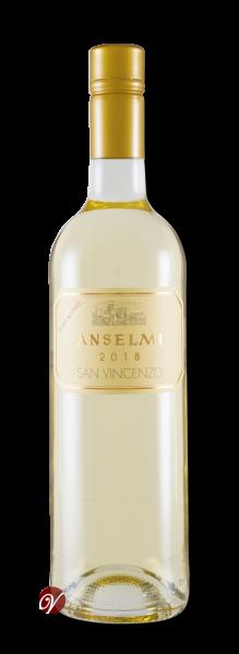 San Vincenzo Veneto Bianco IGT 2018 Stelvin Anselmi