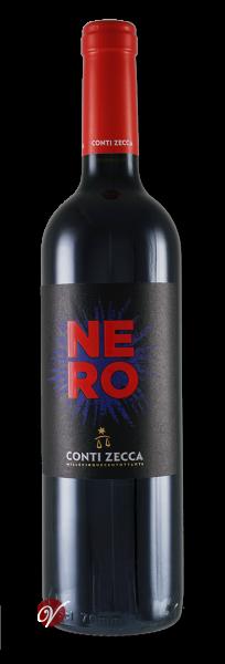 Nero-Rosso-del-Salento-IGT-2010-Zecca