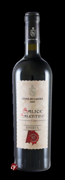 Salice-Salentino-Rosso-50-Vendemmia-Ris-DOC-2016-Castris-Leo