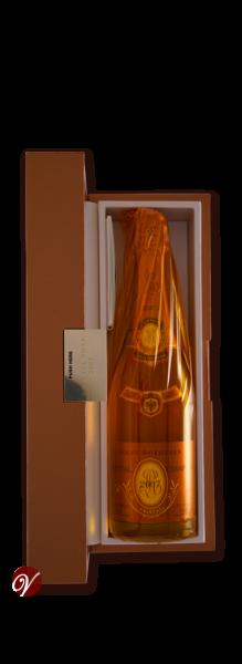 Roederer-Cristal-Brut-Rose-2007-Premium-Present