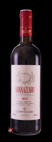 Rosso-del-Molise-Sannazzaro-DOC-2015-Valerio