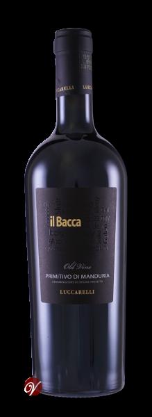 Primitivo-di-Manduria-Il-Bacca-Old-Vine-DOP-2016-Luccarelli