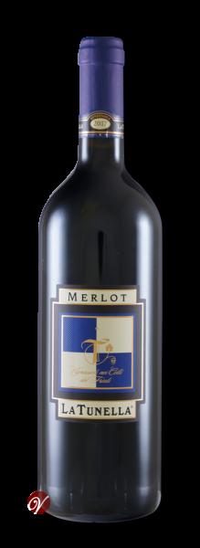 Merlot Friuli Colli Orientali DOC 2017 Tunella