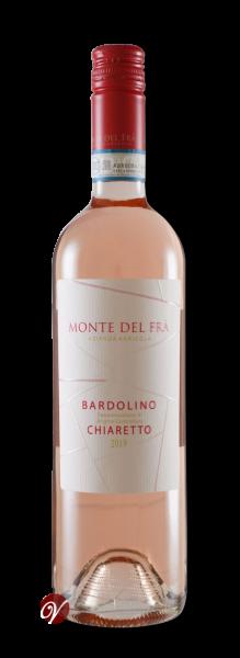 Bardolino Chiaretto DOC 2019 Monte del Fra